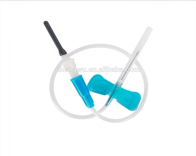 Butterfly Blood Collection Needle 23G