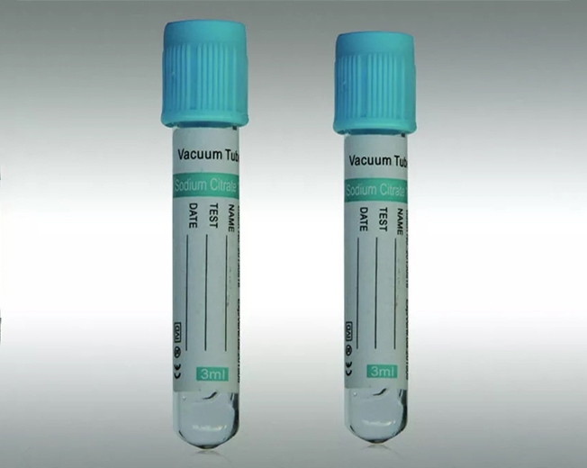 PT 9NC Vacuum blood collection tube