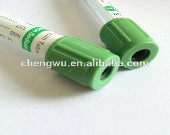 disposable vacuum blood collection tubes